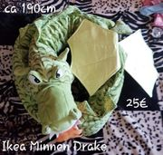 Ikea Minnen Drake Drache ca