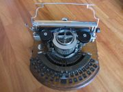 Schreibmaschine Hammond 1b in TOP