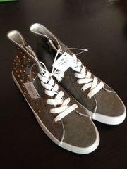 Sport Sneaker Gr 38 - Grau