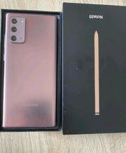 Samsung Galaxy note 20 heute
