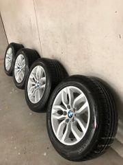 4 Original BMW X3 Alufelgen