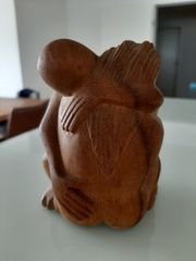 Liebespaar - Holzfigur
