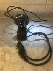 Webcam mit Klammerhalterung