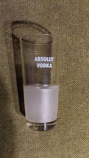 Absolut Vodka Gläser