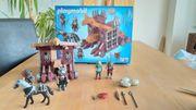 Playmobil 4837 Riesenschleuder mit Gefangenenzelle