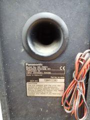 Panasonic Boxen