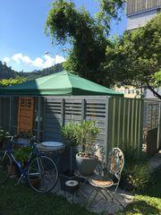 Garten- Sichtschutzelemente