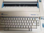 Schreibmaschine elektrische