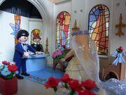Playmobil Kirche 4296 - Hochzeit mit