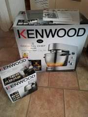 Kenwood Cooking Chef KM084 TOP