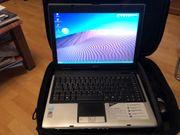 Acer Notebook mit Windows XP