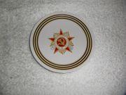 Wand-Jubileums Teller 17 cm UdSSR