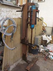 Holzspaltmaschine mit 380 Volt