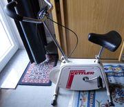 Hometrainer Kettler Record kompakt funktionsfähig