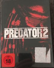 Predator 2 UHD Media Book