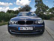 BMW 116i Grau Metallic HU