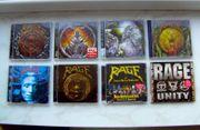 Biete 4 Rage CD s