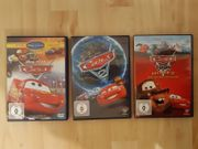 3 DVDs Cars