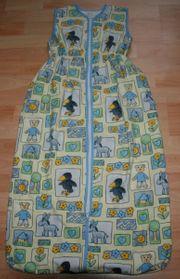 Warmer Schlafsack - Länge ca 105 cm -