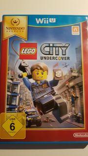 Wii U Lego Untercover