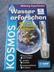 Mitbring Experimente von Kosmos Wasser