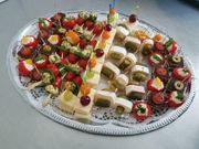 Catering Veranstaltungen und private Feiern