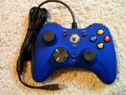 PC Gamepad Nacon GC-100XF Blau