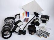 Makro Set für Nikon