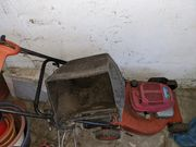 Honda Benzin Rasenmäher Reparatur nötig
