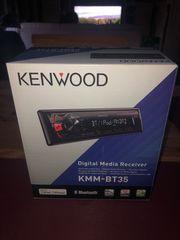 Kenwood Autoradio KMM-BT35