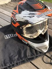 Moto Cross MX Helm von