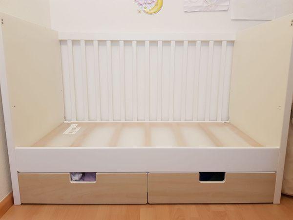 IKEA Stuva Babybett mit Schubladen
