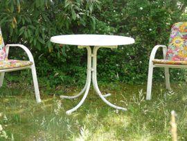 Gartenmöbel - Gartentisch klappbar Terrassentisch