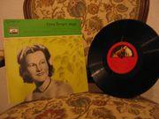 Erna Berger singt 10 Vinyl