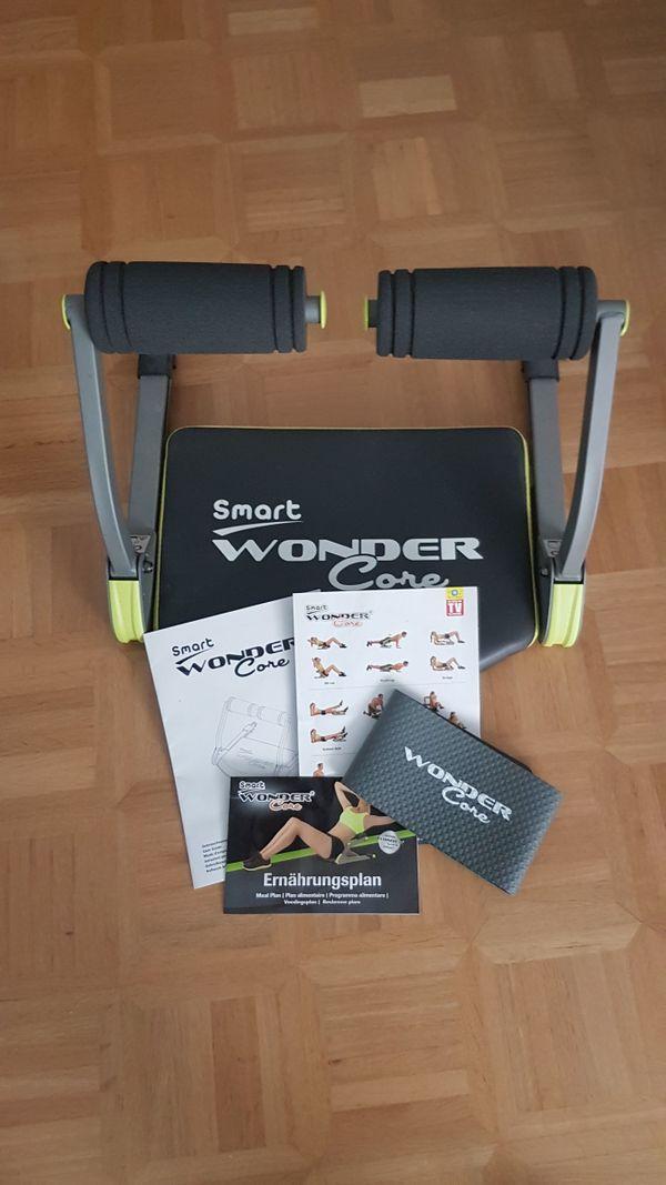 Trainingsgerät Smart Wonder Core - zu