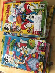 Micky Maus Zeitungen