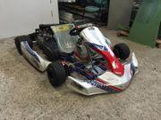 Rennkart Mach1 FIA9 Chassis mit