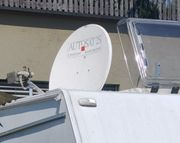 Komplett Sat TV Internet Anlage