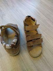 Orthesenschuhe Sandalen Gr 31
