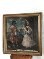 Ölgemälde Gemälde Alter Meister Portrait