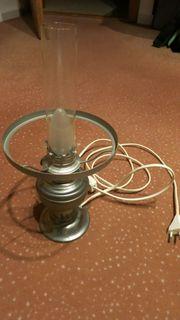 Lampenkorpus aus Zinn