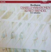 Beethoven-Diabelli-Variationen-Alfred Brendel Live LP sehr