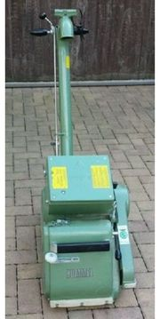 Lägler Hummel Schleifmaschine Parkett Fußboden