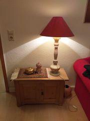 Tischlampe - Alabaster