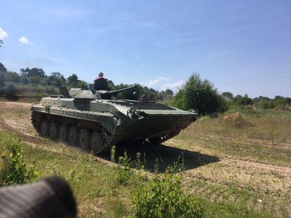Panzer BMP 1 V 6