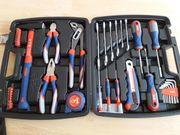 Werkzeugkoffer KWB 42-tlg - Dt Markenqualität -