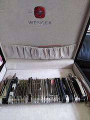 Taschenmesser Wenger