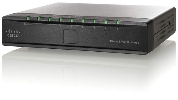 Linksys 8-Port 10 100 1000