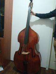 Kontrabass für Klassik und Jazz