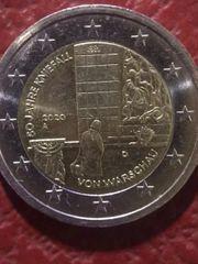 seltene 2 Euro Münze 2020